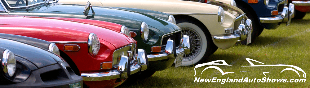 NewEnglandAutoShowscom New England Car Shows Cruises - East coast car shows