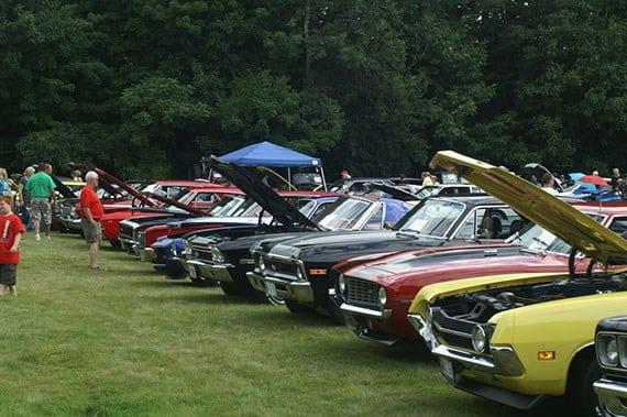 ME Parsonsfield Th Annual Par Sem Auto Show - Auto show near me