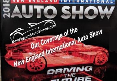 2018 New England International Auto Show