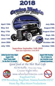 MA - Raynham - Cruise Night Under the Stars