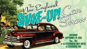MA - Sturbridge - New England Shake-Up Car Show @ Sturbridge Host Hotel | Sturbridge | Massachusetts | United States