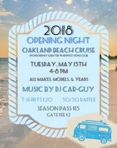 RI - Warwick - Oakland Beach Crusie @ Oakland Beach | Warwick | Rhode Island | United States