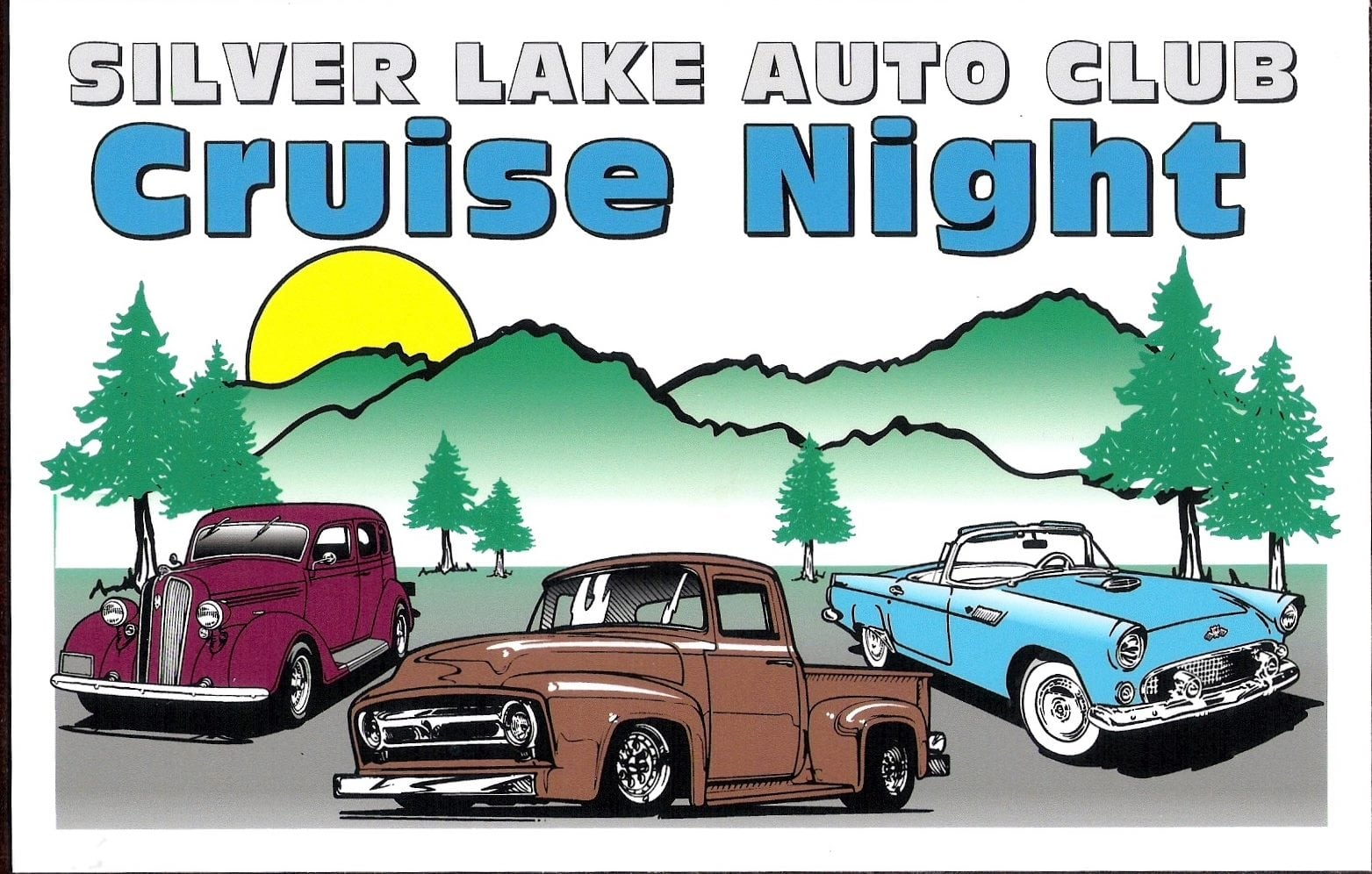 Silver Lake Auto Club Cruise Night