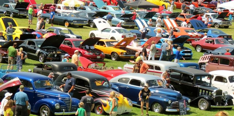 Antique Car Shows Ontario