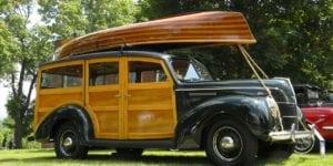 CT - New Britain - Klingberg Vintage Motorcar Series -Station Wagons & Woodies @ New Britain | Connecticut | United States