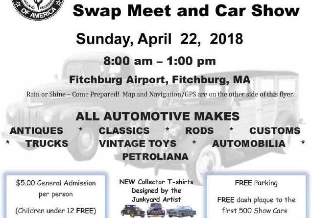 swap meet in ma