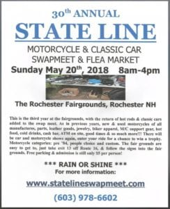 NH - Rochester - State Line Swap Meet @ Rochester Fair Grounds | Rochester | New Hampshire | United States