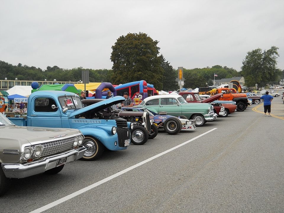 New England Car Shows Cruise Nights
