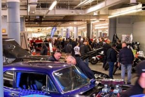 CT - Naugatuck - 2019 Connecticut Indoor Cabin Fever Custom Car & Motorcycle Show @ Naugatuck Entertainment Facility | Naugatuck | Connecticut | United States