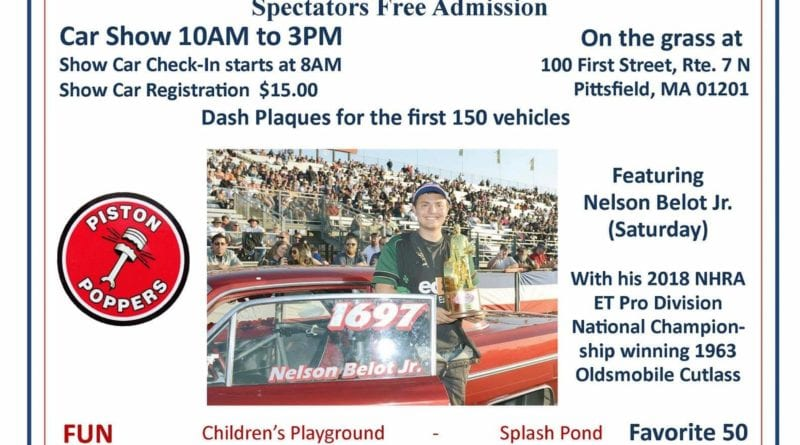 MA - Pittsfield - Cars on the Common | NewEnglandAutoShows com