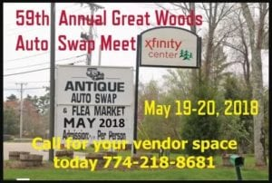 MA - Mansfield - Annual Great Woods Auto Swap Meet @ Great Woods Xfinity Center | Mansfield | Massachusetts | United States