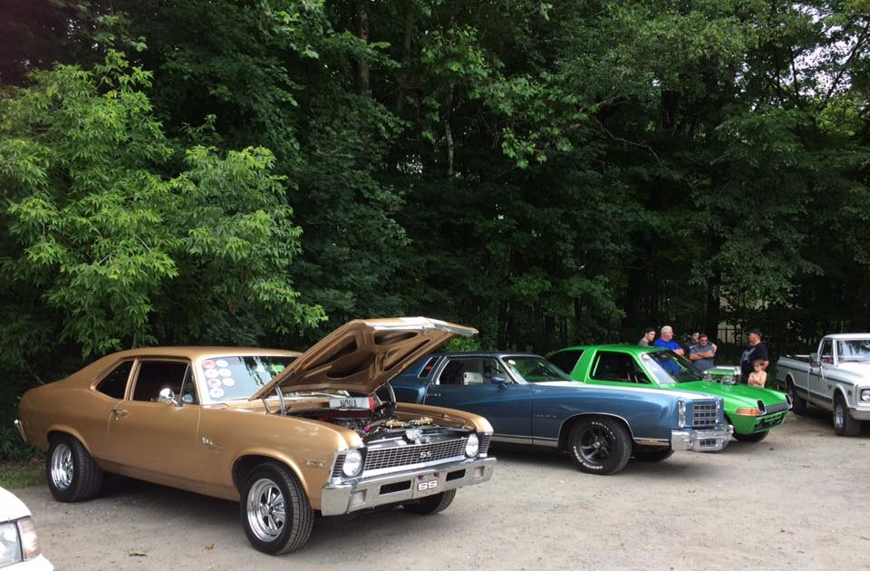 VT - Chester - Cruise - In at Country Girl Diner ...