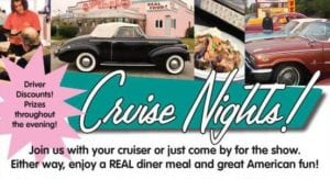 NH - Tilton - Classic Car Cruise Nights at Tilt'n Diner @ Tilt'n Diner | Tilton | New Hampshire | United States