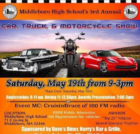 Middleboro Car Show