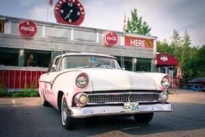 NH - New Hampton - Classic Car Cruise Nights at Route104 Diner @ Route 104 Diner | New Hampton | New Hampshire | United States
