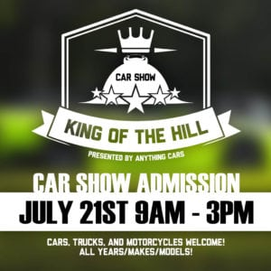 RI - Cumberland - King of the Hill Car Show @ Cumberland | Rhode Island | United States