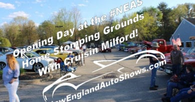 Opening Day at #NEAS Home Stomping Ground