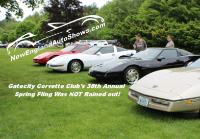 Gate City Corvette Club's 38th Annual Spring Fling was NOT Rained Out!