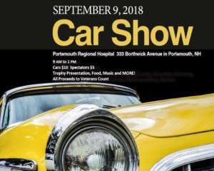NH - Portsmouth - Regional Hospital Car Show @ Portsmouth Regional Hospital | Portsmouth | New Hampshire | United States
