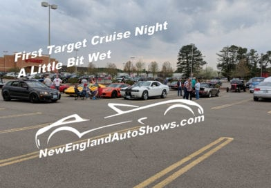 First Target Cruise Night A Little Bit Wet