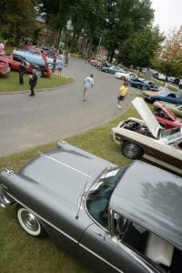 MA - Ludlow - Annual End of Summer Car Show @ Hubbard Memorial Library | Ludlow | Massachusetts | United States