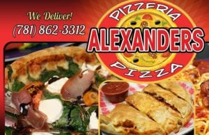 MA - Lexington - Alexander's Pizza @ Alexander's Pizza | Lexington | Massachusetts | United States