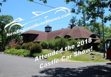 We Attended the 2018 Castle Car Show!