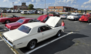 MA - New Bedford - Airport Cruise Nights @ New Bedford Regional Airport | New Bedford | Massachusetts | United States
