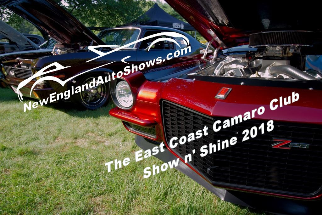 East Coast Camaro Clubs Show N Shine Another Hot Show For - East coast car shows