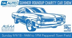 MA - Pepperell - 1A Auto Parts Summer Roundup @ Pepperell Town Field | Pepperell | Massachusetts | United States