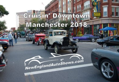 Cruising Downtown Manchester 2018 – WOW