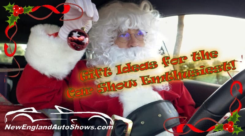 Gifts Ideas for the Car Show Enthusiasts