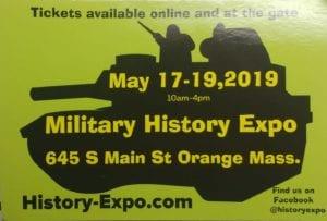 MA - Orange - Military History Expo @ Massachusetts Military History Exposition   Orange   Massachusetts   United States