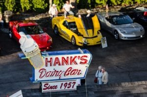 CT - Plainfield - Hanks Dairy Bar Cruise Nights
