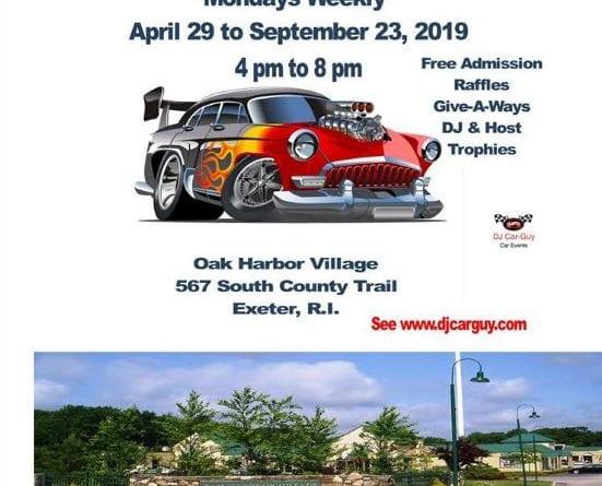 RI - Exeter - Oak Harbor Village Cruise Night