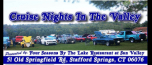 CT - Stafford Springs - Cruise Night in the Valley @ Four Seasons By the Lake | Stafford | Connecticut | United States