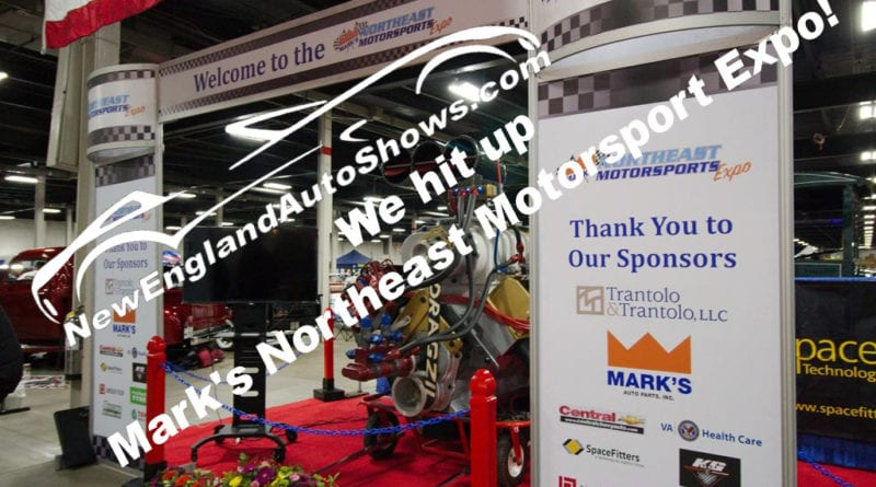 We hit up Mark's Northeast Motorsport Expo!