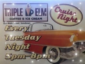 NH - Sandown - Cruise Night Triple Elm @ Triple Elm Coffee & Ice Cream | Sandown | New Hampshire | United States