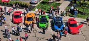 CT - Farmington - Cars and Coffee - Talcott Plaza @ Tolcott Plaza   Farmington   Connecticut   United States