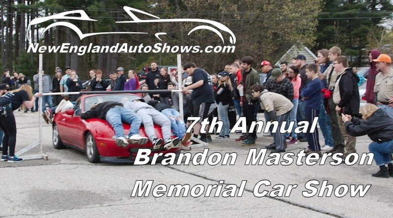 7th Annual Brandon Masterson memorial Car Show