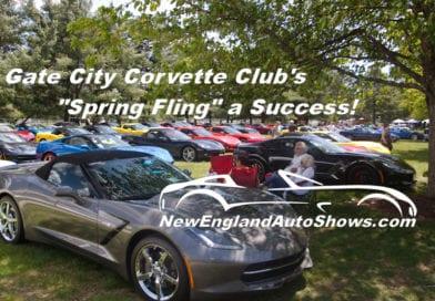 2019 Gate City Corvette Club's Spring Fling a Success!