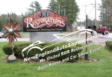 We Visited RMR Restoration's Open House and Car Show Event!