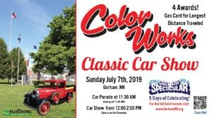 NH - Gorham - Color Works Classic Car Show on the Common @ Gorham | New Hampshire | United States