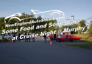 Some Food and Some Cars at Cruise Night @ Murphy's