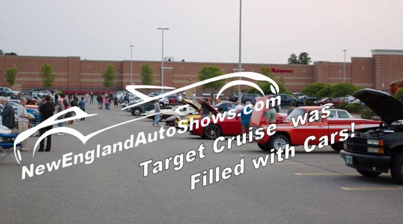 Target Cruise was Filled with Cars!
