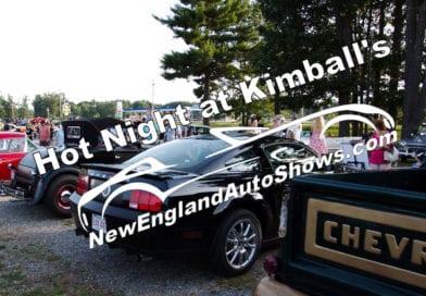 Hot Night at Kimball's