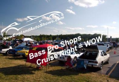Bass Pro Shops Cruise Night = WOW