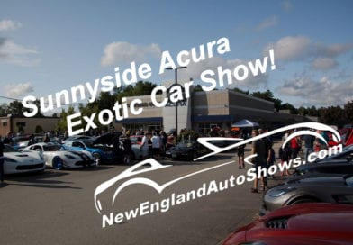 Sunnyside Acura Exotic Car Show!