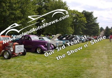 Our 3rd Year at the Show n' Shine