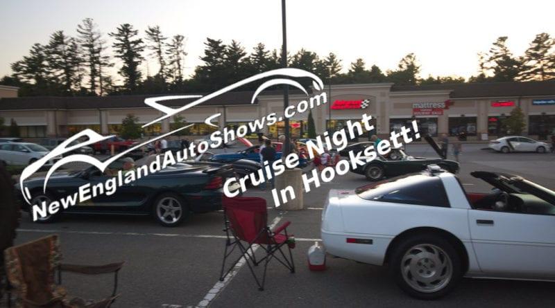 Cruise Night in Hooksett!